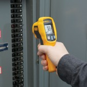 FLUKE 62 Max IR Thermometer - 10:1 D:S ratio