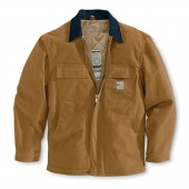 CRH-FRC066 Flame-Resistant Coat - BROWN