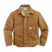 CRH-FRJ164 Flame-Resistant Canvas Jacket - BROWN