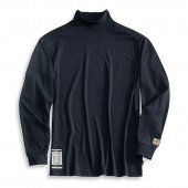 CRH-FRK295 Flame-Resistant Long-Sleeve Turtleneck - DARK NAVY