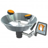 Guardian Eye/Face Wash, Wall Mounted, Stainless Steel Bowl G1750