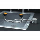 Guardian Eyewash, Deck Mounted AutoFlow 90 Degree Swivel, Right Hand Mounting G1805