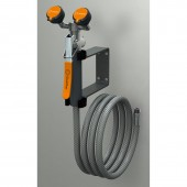 Guardian Eyewash / Drench Hose Unit, Wall Mounted G5026