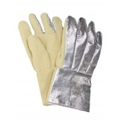 "14"" Straight ThumbThermobest Glove w/Aluminized Thermobest Back"