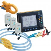 Hioki 3169-20 Power Datalogger Kit - 500/5000 Amp