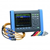 Hioki PQ3100-94 Three Phase Power Quality Analyzer - Four 6000 Amp Flex Probe Kit
