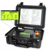 Haefely Hipotronics TTR 2795 Fully Automatic Three Phase Transformer Turns Ratio Meter