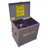 Hipotronics OC60D-A Oil Dielectric Tester 60kV Manual Control Panel
