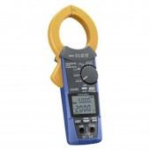 Hioki CM4373 Rugged 2000 Amp AC/DC Clamp-On Ammeter with 1500V DC input voltage for Solar Applications