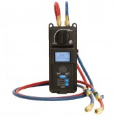5 Hydronic Manometer - differential water pressure meter