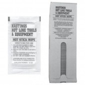 hastings hot stick wipes