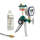 Ralston HPGV-3KPSIG-D Hydraulic Pressure Hand Pump Calibration Kit with 3000 PSI Gauge