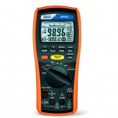 HT Instruments HT701 Insulation Resistance and Digital Multimeter Combo Tester