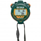 Extech HW30 Stopwatch with Heat Index Alarm - HeatWatch