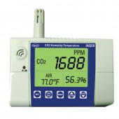 Supco IAQ50 Wall Mount Indoor Air Quality Monitor (IAQ)