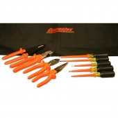 Cementex TR-9ELK-C Insulated Tool Kit With Composite Screwdrivers