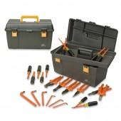 Cementex ITS-24BTK Battery Technician Insulated Tool Kit 24 Pieces