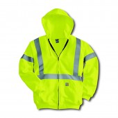 CRH-K260BLM  High-Visibility Hooded Zip