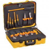 Klein Tools 33525 - 13-Piece Insulated Utility Tool Kit