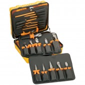 Klein Tools 33527 - 22-Piece General Purpose Insulated Tool Kit