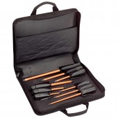 Klein Tools 33528 - 9-Piece Insulated Screwdriver Tool Kit