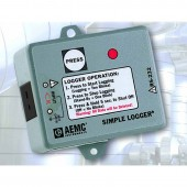 AEMC L610 Simple Logger Type J Thermocouple Input Temperature Datalogger (2116.15)