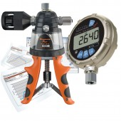 East Hills Magnum Pro M-10CRY Hydraulic Calibration Pump with Gauge