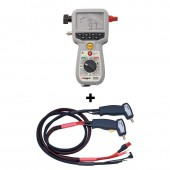 Megger BD-59090-US 200 Amp Microhmmeter  DLRO -  MOM2 + Kelvin Probes (10 foot black probe lead)