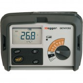 Megger DET4TCR2+Kit Professional Ground Resistance Tester Kit (Rechargeable)