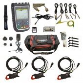 Megger MPQ1000 Bronze Kit 3 Phase PQ Analyzer Kit