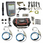 Megger MPQ1000 Silver Kit 3 Phase PQ Analyzer