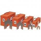 Accushim Master Shim Kit - Sizes A, B, C and D Precut Stainless Steel Shims - Over 1000 Shims