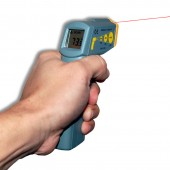 Mitchell MITMTN3 Low Cost Infrared Thermometer (8:1 distance to spot ratio)