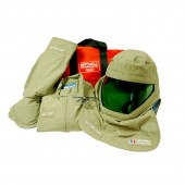 Light Weight 40 Cal Arc Flash Kit with Coat and Leggings