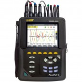 AEMC PowerPad III Model 8336 Advanced Power Quality Analyzer