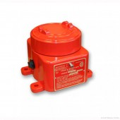 Murphy VS2EX Mechanical Vibration Switch for hazardous locations with SPDT 5A 480V rated alarm contacts