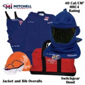 40 Cal Premium Light Weight Arc Flash Kit