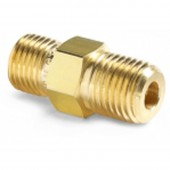 Quick Test Adapter male NPT x male Brass