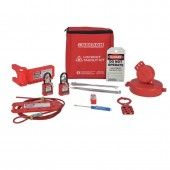 Oberon Valve Lockout Starter Kit #LOTO-BVL-BAG