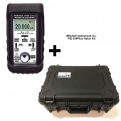 PIE 334Plus Enhanced Process Loop Calibrator Value Kit with Free Premium Hard Carrying Case