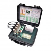 SMC PME-500-TR Circuit Breaker Trip Timer/Analyzer