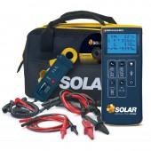 Seaward PV100 Solar Panel Installation Test Kit
