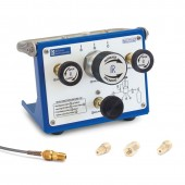 """Ralston QTVC-2FBA-6-3 Volume Controller with 1/4"""" FNPT gauge adapter"""