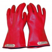 Salisbury by Honeywell E0014R/11 Insulated High Voltage Electrician's Gloves Class 00 (500V) - Size 11
