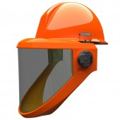 Salisbury AS1200HAT-SPL Arc Flash Protection PrismShield™ 12 cal/cm2 with Hard Hat