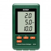 Extech SD750 3-Channel Pressure Datalogger Recorder