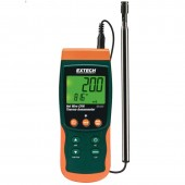Extech SDL350-NIST Hot Wire CFM Thermo-Anemometer and Datalogger