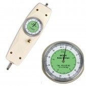 Shimpo MFD-04 Dual Scale 22 LB (10kg) Capacity Mechanical Force Gauge