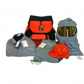 Salisbury SK40BP 40 Cal Arc Flash Protection Kit With Jacket & Pants