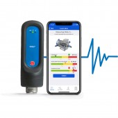 SKF PULSE Bluetooth Vibration Meter plus Machine Condition Advisor (phone not included)